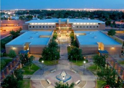 El Paso Community College Valle Verde Campus