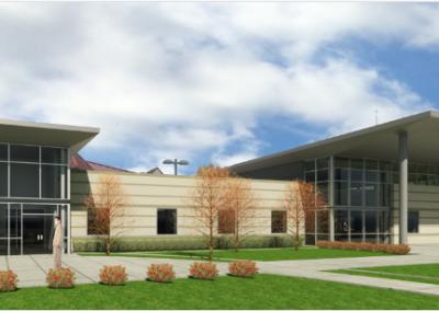 HCCS Student Center