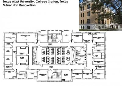 Milner Hall - Texas A&M University
