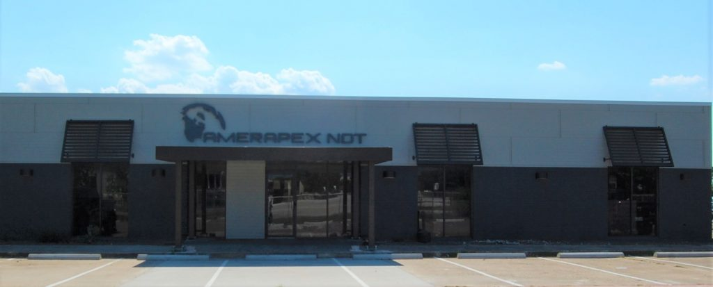 Amerapex Entrance